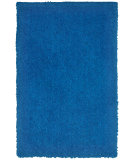 RugStudio presents LR Resources Senses Shag Lr80936 Blue Area Rug