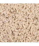 RugStudio presents LR Resources Cosmopolitan Shag LR-202 Stone Area Rug