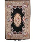 RugStudio presents Marcella Needlepoint Cht 301b Needlepoint Area Rug