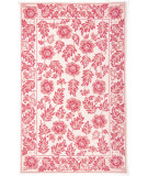RugStudio presents Marcella Vera Bradley Jacobian Red VBY028C Hand-Hooked Area Rug