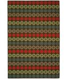 RugStudio presents Martha Stewart by Safavieh MSR2368B Mulberry Hand-Hooked Area Rug