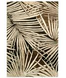 RugStudio presents Rugstudio Sample Sale 31271R COCONUT / BROWN Hand-Tufted, Best Quality Area Rug