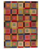 RugStudio presents Mat The Basics Big Box Multi Woven Area Rug