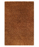 RugStudio presents MAT Orange Solo Cosmo Gold Area Rug