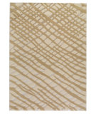 RugStudio presents MAT Orange Big Ben Fantasma White Woven Area Rug