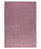 RugStudio presents Mat The Basics Illusion Pink Hand-Tufted, Good Quality Area Rug