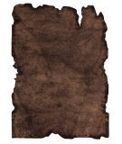 RugStudio presents Mat Vintage Jalwa 1 Dark Brown Hand-Tufted, Good Quality Area Rug