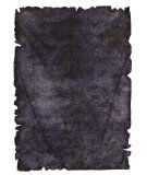 RugStudio presents Mat Vintage Jalwa 2 Charcoal Hand-Tufted, Good Quality Area Rug