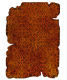 RugStudio presents Mat Vintage Jalwa 3 Orange Hand-Tufted, Good Quality Area Rug