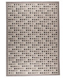 RugStudio presents Mat The Basics Khema 1 Grey Woven Area Rug
