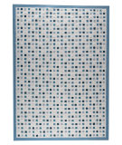 RugStudio presents Mat The Basics Khema 1 Turquoise Woven Area Rug
