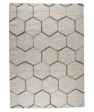 RugStudio presents Mat The Basics Khema 2 Grey Woven Area Rug