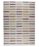 RugStudio presents Mat The Basics Khema 5 Multi Woven Area Rug