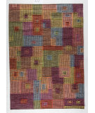 RugStudio presents Mat The Basics Khema 8 Multi Flat-Woven Area Rug