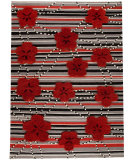 RugStudio presents MAT The Basics Kingston Red Woven Area Rug