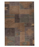 RugStudio presents Mat The Basics Lina Classic Silver Sage Woven Area Rug