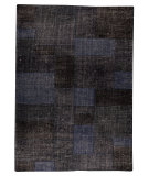 RugStudio presents Mat The Basics Lina Dark Blue Woven Area Rug