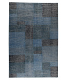 RugStudio presents Mat The Basics Lina Turquoise Woven Area Rug