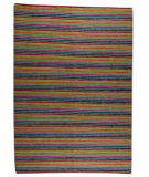 RugStudio presents MAT The Basics Manchester Multi Hand-Knotted, Good Quality Area Rug