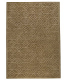 RugStudio presents MAT The Basics Alhambra Brown Hand-Tufted, Good Quality Area Rug
