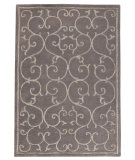 RugStudio presents Rugstudio Sample Sale 59207R Grey Hand-Tufted, Good Quality Area Rug