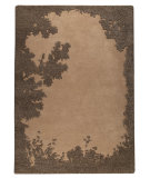 RugStudio presents MAT The Basics Arizona Brown Hand-Tufted, Good Quality Area Rug