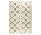 RugStudio presents MAT The Basics Bilbao White Hand-Tufted, Good Quality Area Rug