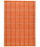 RugStudio presents MAT The Basics Brooklyn Rust Flat-Woven Area Rug
