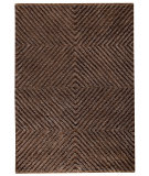 RugStudio presents MAT The Basics Buffalo Brown Hand-Tufted, Good Quality Area Rug
