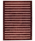 RugStudio presents MAT The Basics Chicago Brown Hand-Knotted, Good Quality Area Rug