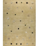 RugStudio presents MAT The Basics Colombia Cafe Latte Hand-Knotted, Good Quality Area Rug