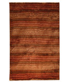 RugStudio presents MAT The Basics Delhi Orange Area Rug
