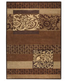 RugStudio presents MAT The Basics Firenze Brown Hand-Tufted, Good Quality Area Rug