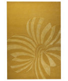 RugStudio presents MAT The Basics Jasmine Gold Hand-Tufted, Good Quality Area Rug