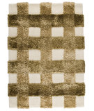 RugStudio presents MAT The Basics Kent Khaki Hand-Tufted, Good Quality Area Rug