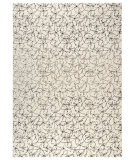 RugStudio presents MAT The Basics Madeira White/Grey Hand-Tufted, Good Quality Area Rug