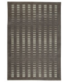 RugStudio presents MAT The Basics Merano Grey Hand-Knotted, Good Quality Area Rug