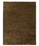 RugStudio presents MAT The Basics Nature Dk. Brown Flat-Woven Area Rug