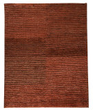 RugStudio presents MAT The Basics Nature Rust/Rust Flat-Woven Area Rug