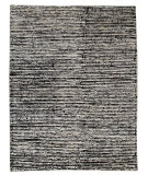 RugStudio presents MAT The Basics Nature White/Black Flat-Woven Area Rug