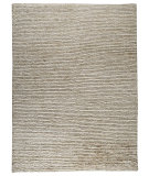 RugStudio presents MAT The Basics Nature White/White Flat-Woven Area Rug