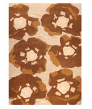 RugStudio presents MAT The Basics Poppy Brown Hand-Tufted, Good Quality Area Rug