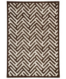 RugStudio presents MAT The Basics Portland Brown Hand-Tufted, Good Quality Area Rug