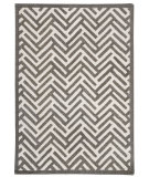 RugStudio presents MAT The Basics Portland Grey Hand-Tufted, Good Quality Area Rug