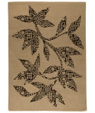 RugStudio presents MAT The Basics Samarkand Beige Hand-Tufted, Good Quality Area Rug