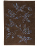 RugStudio presents MAT The Basics Samarkand Brown Hand-Tufted, Good Quality Area Rug