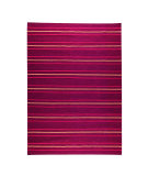 RugStudio presents MAT The Basics Savannah Red Flat-Woven Area Rug