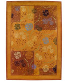 RugStudio presents MAT The Basics Toronto Rust Hand-Tufted, Good Quality Area Rug