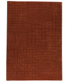 RugStudio presents MAT The Basics Tripoli Rust Hand-Tufted, Good Quality Area Rug