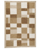 RugStudio presents MAT The Basics Veracruz Beige Flat-Woven Area Rug